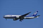 ぬま_FJHさんが、羽田空港で撮影した全日空 777-281の航空フォト(写真)