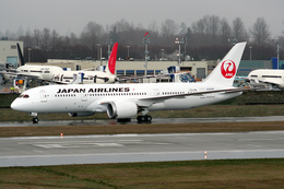 航空フォト:N1003W ボーイング 787-8 Dreamliner