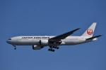 ぬま_FJHさんが、羽田空港で撮影した日本航空 777-289の航空フォト(写真)