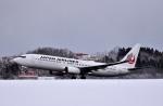Dojalanaさんが、函館空港で撮影した日本航空 737-846の航空フォト(写真)