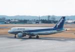 プルシアンブルーさんが、仙台空港で撮影したエアーニッポン A320-211の航空フォト(写真)