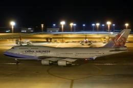 リリココさんが、中部国際空港で撮影したチャイナエアライン 747-409の航空フォト(飛行機 写真・画像)