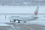 やす!さんが、青森空港で撮影した日本航空 737-846の航空フォト(写真)