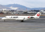 voyagerさんが、伊丹空港で撮影したジェイ・エア CL-600-2B19 Regional Jet CRJ-200ERの航空フォト(飛行機 写真・画像)