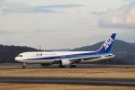 Lucky Manさんが、岡山空港で撮影した全日空 767-381の航空フォト(写真)