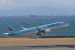 yabyanさんが、中部国際空港で撮影した大韓航空 737-9B5/ER の航空フォト(飛行機 写真・画像)