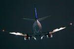 かぷちーのさんが、伊丹空港で撮影したANAウイングス 737-5L9の航空フォト(写真)
