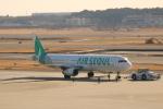 Inamiさんが、成田国際空港で撮影したエアソウル A321-231の航空フォト(写真)