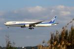 KAW-YGさんが、那覇空港で撮影した全日空 777-381の航空フォト(写真)