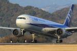 SKY KOCHIさんが、高知空港で撮影した全日空 767-381の航空フォト(写真)