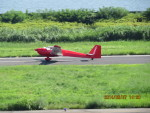 sp3混成軌道さんが、岡南飛行場で撮影した日本個人所有 SF-25C Falkeの航空フォト(写真)