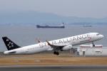 yabyanさんが、中部国際空港で撮影したアシアナ航空 A321-231の航空フォト(写真)