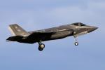 なごやんさんが、嘉手納飛行場で撮影したアメリカ空軍 F-35A-3I Lightning IIの航空フォト(写真)