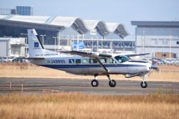 kumagorouさんが、仙台空港で撮影したアジア航測 208 Caravan Iの航空フォト(写真)