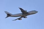 MOHICANさんが、成田国際空港で撮影したアトラス航空 747-47UF/SCDの航空フォト(写真)