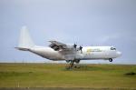 kohei787さんが、グアム国際空港で撮影したリンデン・エアカーゴ C-130 Herculesの航空フォト(写真)