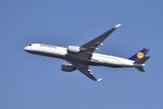 sonnyさんが、羽田空港で撮影したルフトハンザドイツ航空 A350-941XWBの航空フォト(写真)