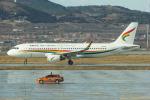 Shotaroさんが、煙台蓬莱国際空港で撮影したチベット航空 A320-214の航空フォト(写真)