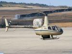 ナナオさんが、石見空港で撮影した賛栄商事 R66の航空フォト(写真)