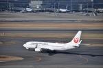 やす!さんが、羽田空港で撮影した日本航空 737-846の航空フォト(写真)