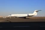 たまさんが、羽田空港で撮影したHong Kong Jet Gulfstream G650 (G-VI)の航空フォト(写真)