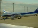 ただのまっさーさんが、羽田空港で撮影した全日空 A320-211の航空フォト(写真)