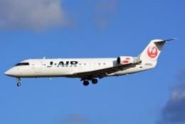 HISAHIさんが、福岡空港で撮影したジェイ・エア CL-600-2B19 Regional Jet CRJ-200ERの航空フォト(写真)