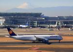 タミーさんが、羽田空港で撮影したルフトハンザドイツ航空 A350-941XWBの航空フォト(写真)