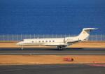 タミーさんが、羽田空港で撮影したユタ銀行の航空フォト(写真)