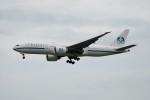 Fuseyaさんが、シンガポール・チャンギ国際空港で撮影したクリスタル・ラグジュアリー・エア 777-29M/LRの航空フォト(写真)