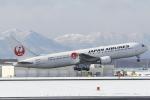 nob24kenさんが、新千歳空港で撮影した日本航空 767-346/ERの航空フォト(写真)
