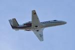 tsubasa0624さんが、羽田空港で撮影した読売新聞 560 Citation Encore+の航空フォト(写真)