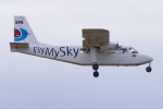 PASSENGERさんが、オークランド空港で撮影したGreat Barrier Express BN-2A Islanderの航空フォト(写真)