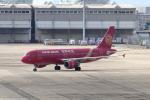 徳兵衛さんが、関西国際空港で撮影した吉祥航空 A320-214の航空フォト(写真)
