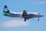 PASSENGERさんが、オークランド空港で撮影したエア・チャタム 580の航空フォト(写真)