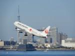 おっつんさんが、羽田空港で撮影した日本航空 767-346/ERの航空フォト(飛行機 写真・画像)