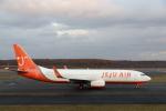 ATOMさんが、新千歳空港で撮影したチェジュ航空 737-8BKの航空フォト(写真)