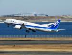 おっつんさんが、羽田空港で撮影した全日空 787-9の航空フォト(写真)