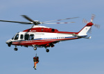 voyagerさんが、横浜港で撮影した横浜市消防航空隊 AW139の航空フォト(飛行機 写真・画像)