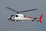 Dojalanaさんが、函館空港で撮影した日本法人所有 AS350B Ecureuilの航空フォト(飛行機 写真・画像)
