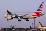 パンダさんが、成田国際空港で撮影したアメリカン航空 787-8 Dreamlinerの航空フォト(写真)