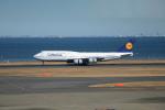 Kenny600mmさんが、羽田空港で撮影したルフトハンザドイツ航空 747-830の航空フォト(写真)
