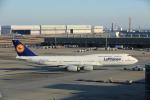 prado120さんが、羽田空港で撮影したルフトハンザドイツ航空 747-830の航空フォト(写真)