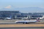 prado120さんが、羽田空港で撮影したブリティッシュ・エアウェイズ 777-336/ERの航空フォト(写真)
