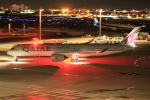 prado120さんが、羽田空港で撮影したカタール航空 A350-941XWBの航空フォト(写真)