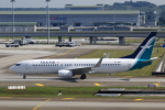 ★azusa★さんが、クアラルンプール国際空港で撮影したシルクエア 737-8SAの航空フォト(写真)