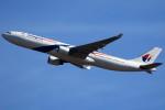 take_2014さんが、成田国際空港で撮影したマレーシア航空 A330-323Xの航空フォト(写真)