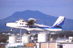 プルシアンブルーさんが、函館空港で撮影したエアー北海道 DHC-6-300 Twin Otterの航空フォト(写真)