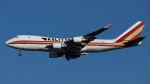 やまちゃんさんが、仁川国際空港で撮影したカリッタ エア 747-4HQF/ERの航空フォト(写真)