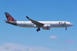 PASSENGERさんが、オークランド空港で撮影したフィジー・エアウェイズ A330-343Xの航空フォト(写真)